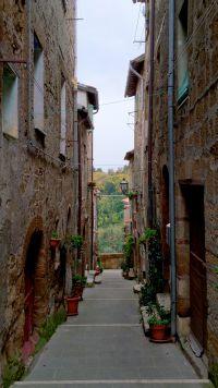 Pitigliano Seminare Toscana Herbst Maremma