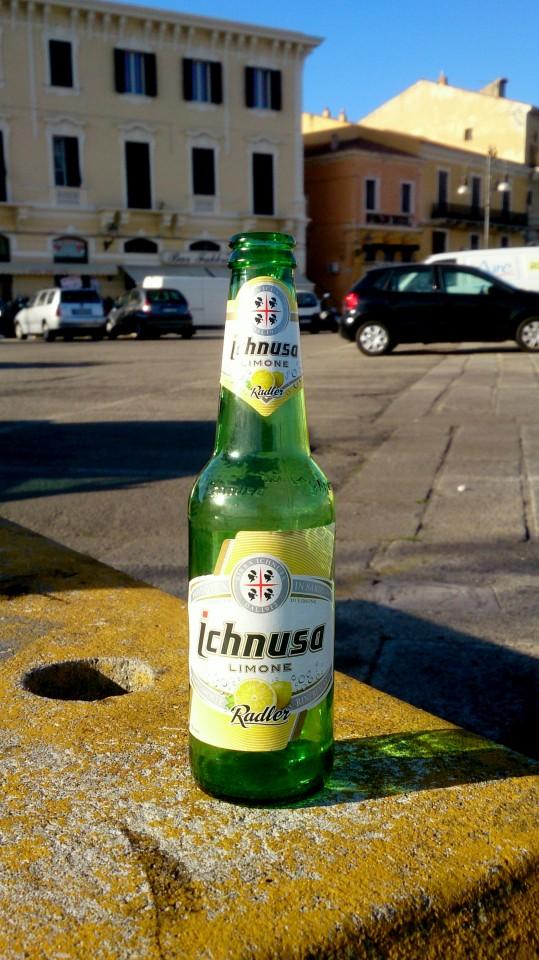 Sardinien Bier Ichnusa