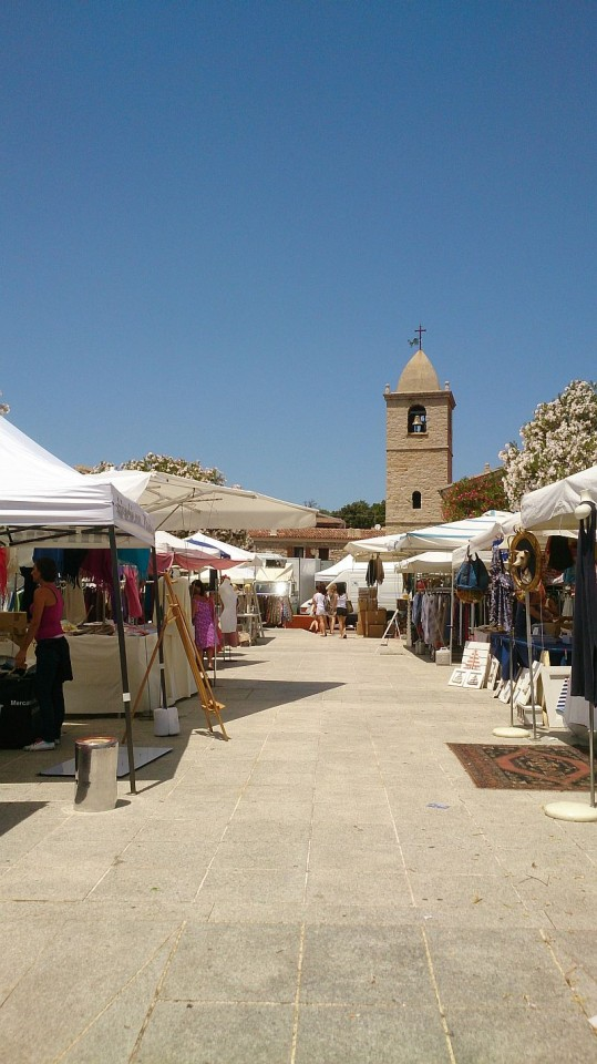 Sardinien San Pantaleo