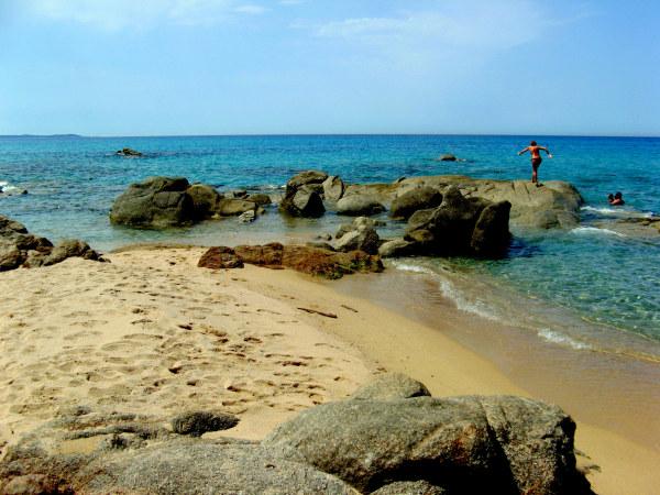 Sardinien; Bucht in Nordsardinien