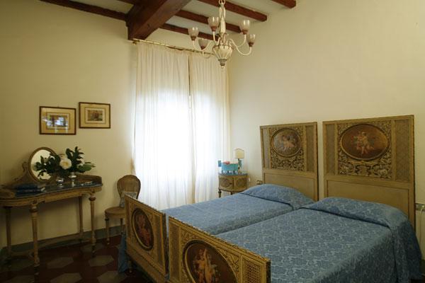 Villa – Beispiel Doppelzimmer